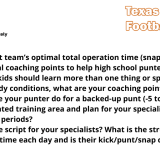 Improving Your Punting Immediately with @4thDownU