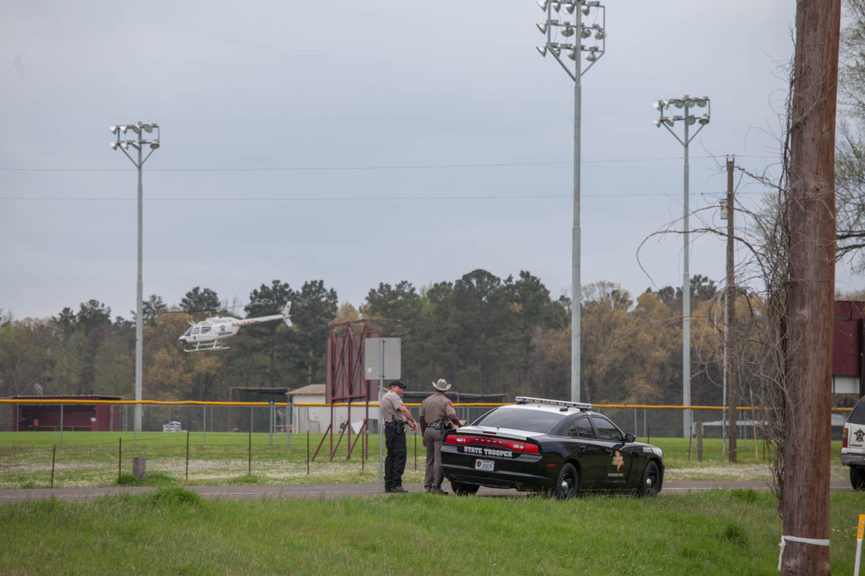 Man Apprehended by Telford Prison Tracking Dogs | Texarkana Today