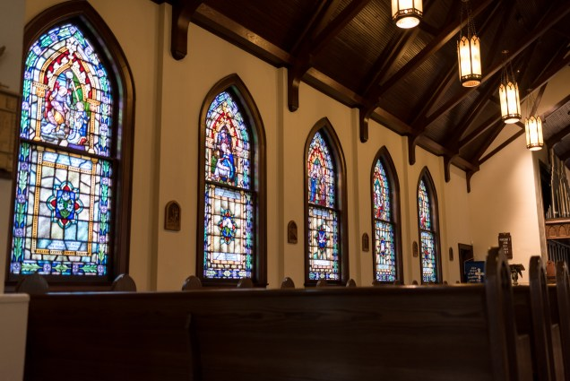 St. James Episcopal Church (Photo by Erin Rogers | TXK Today)