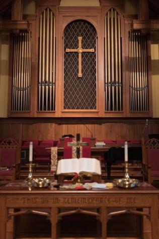 First United Methodist Church, Texarkana, Arkansas (Photo by Erin Rogers | TXK Today)