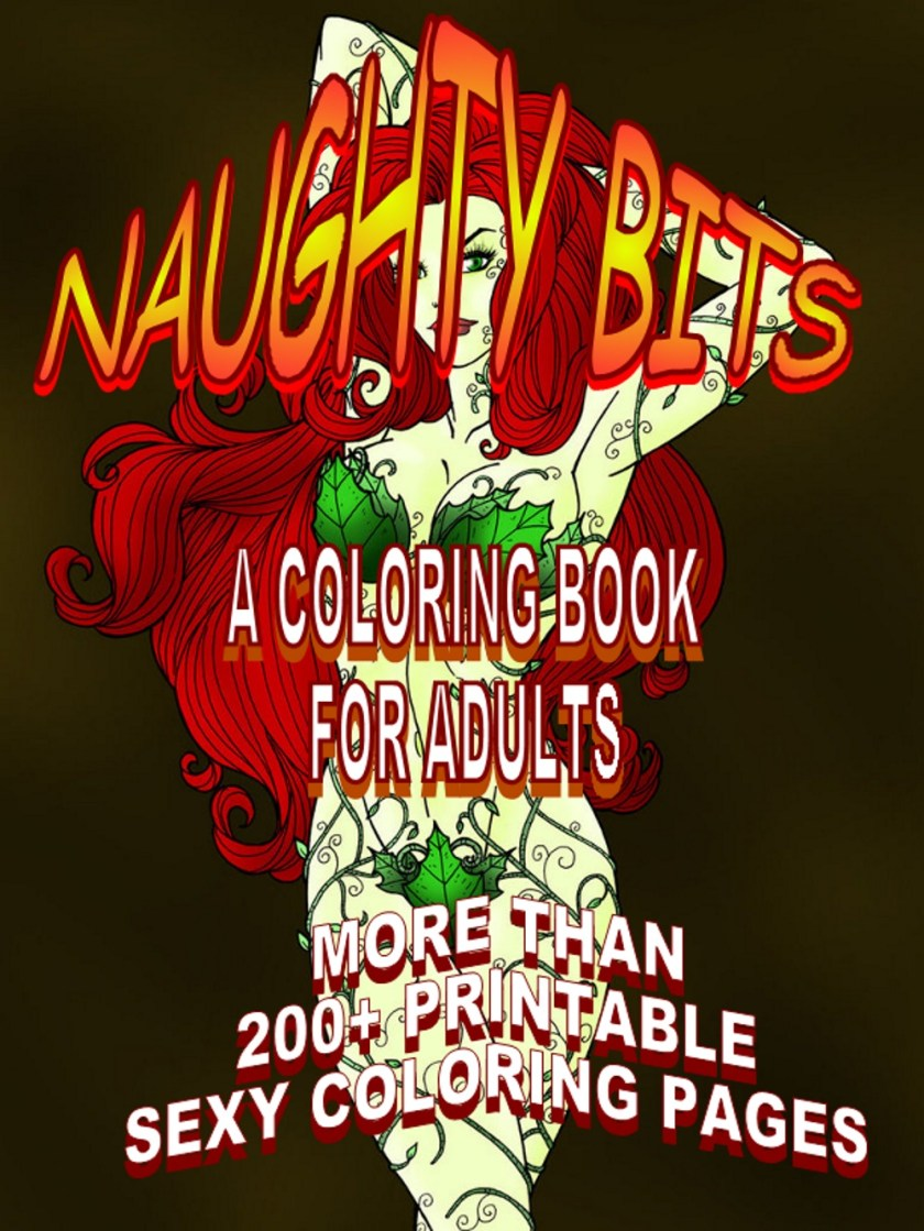 naughty bits 0 sexy printable coloring pages on cd