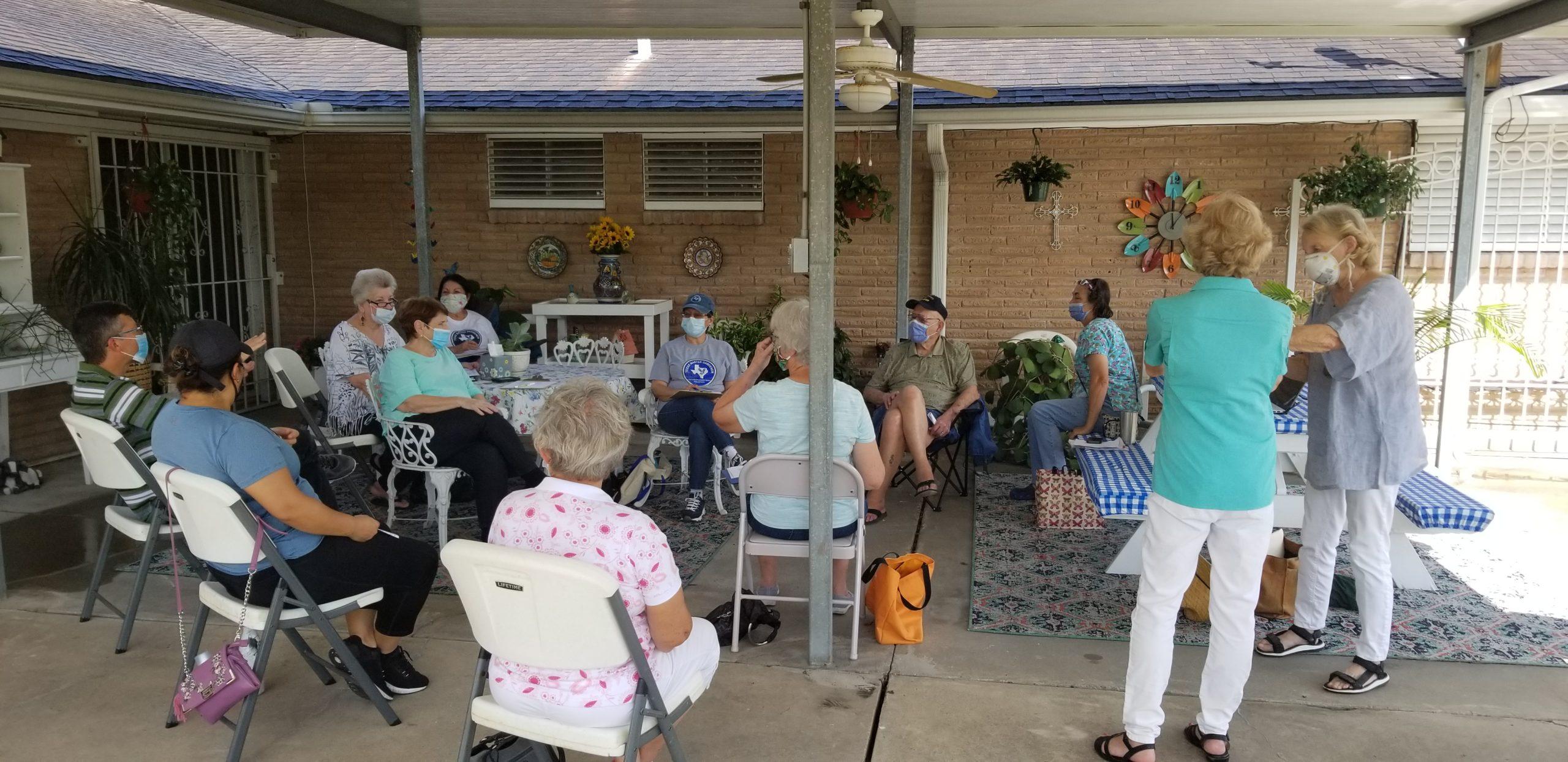 Yard Art Committee Meeting 2 2020-06-19