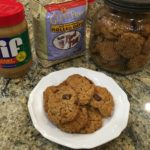 gluten free oatmeal peanut butter cookies