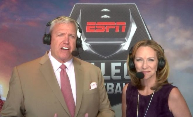 Image result for beth mowins rex ryan