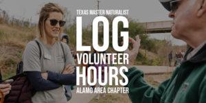 Log Volunteer Hours - Linked