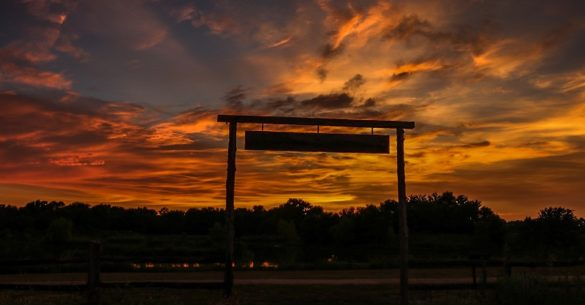 Sunset at Prairie and Wetlands SCNP 2016 resized-John Chitty