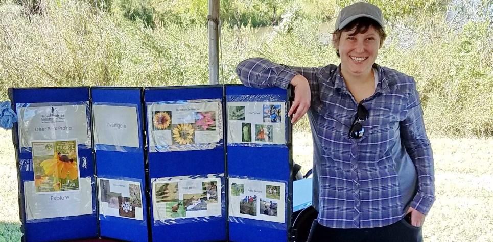 SNF 2018:  Native Prairies Association of Texas with Kelli