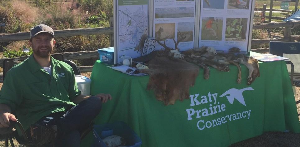 SNF 2018:  Katy Prairie Conservancy Display