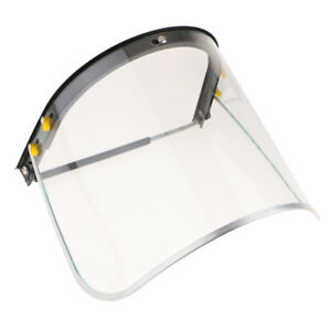 Face Shield used by First Responders