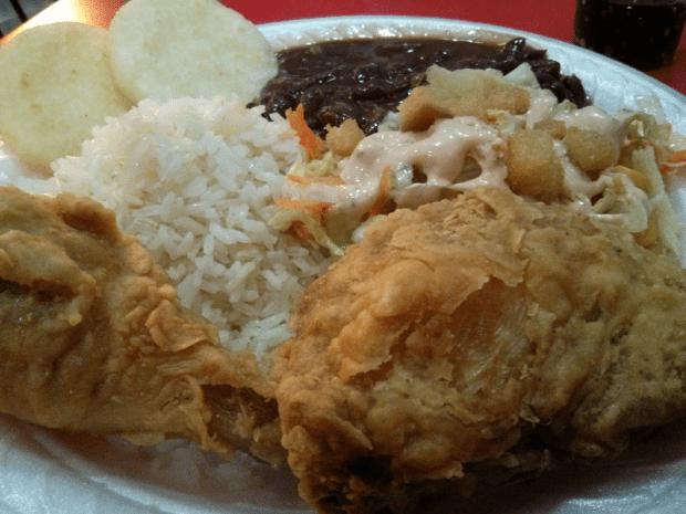 Combo 3 del Pechugones Chicken Broaster en Ayora, Valencia.