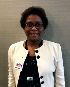Nedra Cheatham Class of 2020 Texas Partners Headshot