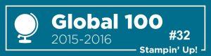 Global 100 Badge