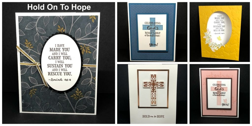 Hold On To Hope Class