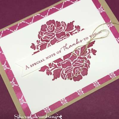 Floral Phrases Catalog Inspiration