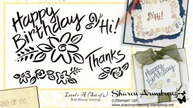 Celebrating my 21st Anniversary with Stampin' Up!