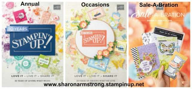 Stampin-Up-Annual-Catalog-Covers-Sharon-Armstrong