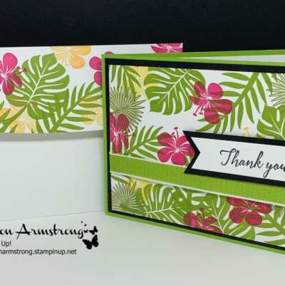 How To Make A Lovely Casual Greeting Card