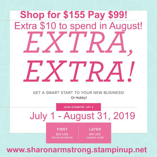Stampin-Up-Starter-Kit-Special-Join-Sharon-Armstrong-TxStampin