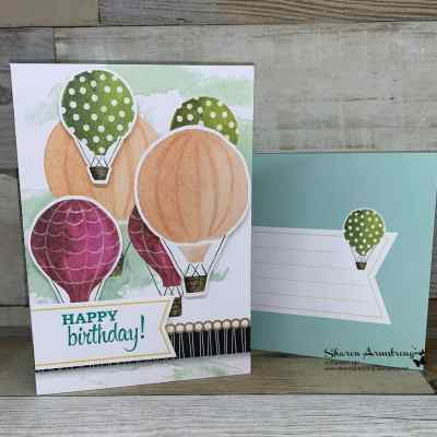 It's Looking Up With This New Card Making Kit