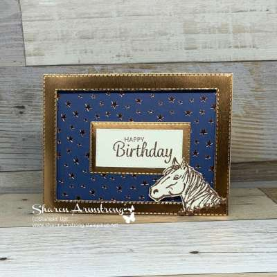 Make This Handmade Birthday Card for a Son or Son-in-Law