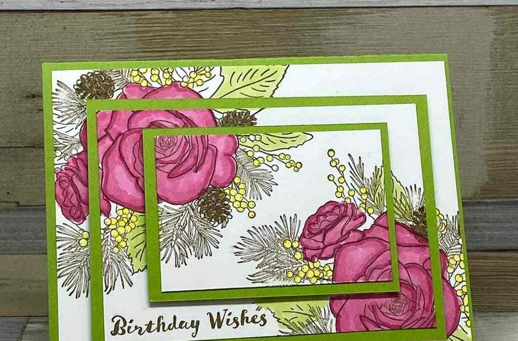 From Christmas Cards and Beyond + New Card Kit Details