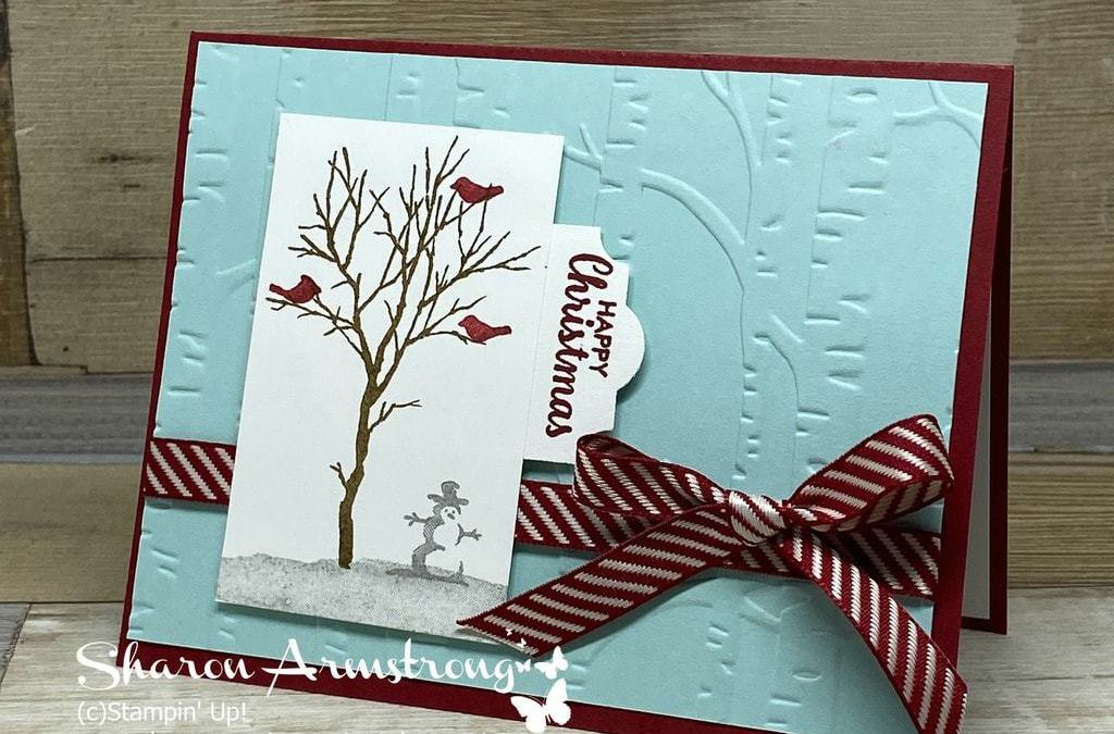 3 Snow Front Cards You'll Love to Make All Winter Long