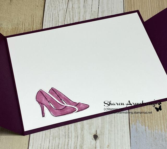 Fashionable-Fun-Fold-Card