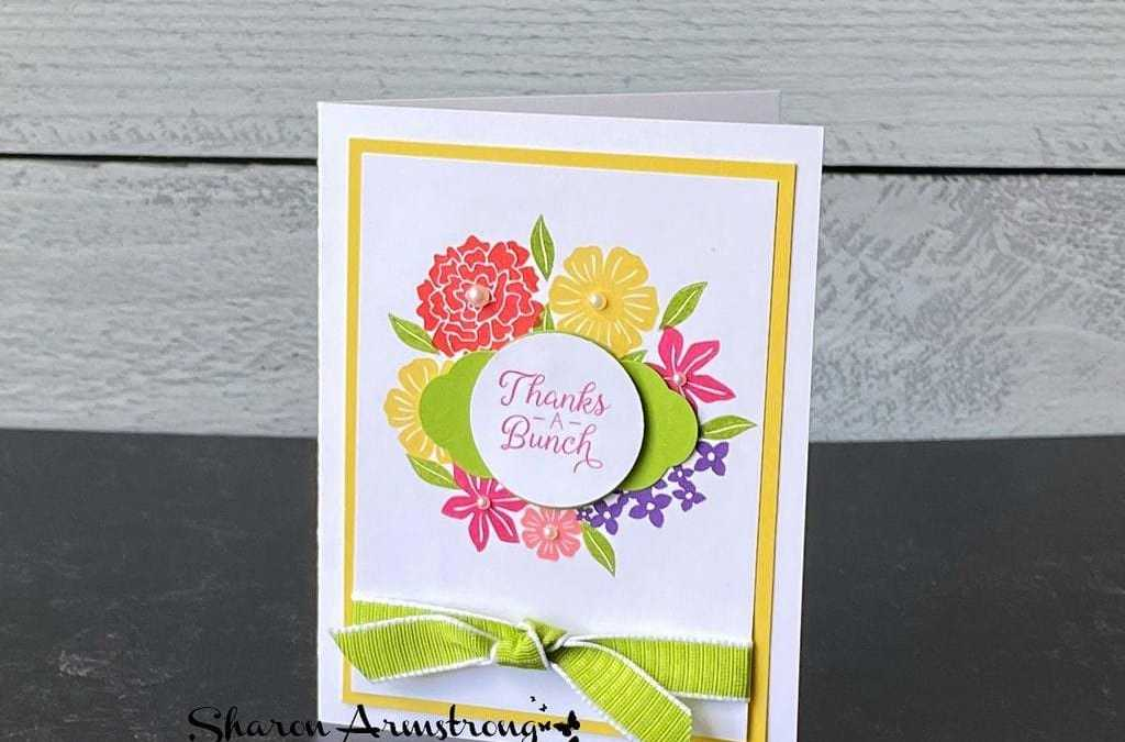 5 Simple Handmade Cards You Can Make Fast | Easy Peasy 1-2-3