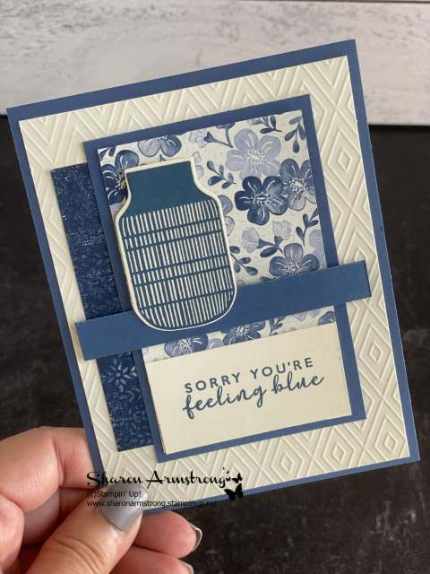 simple-card-layout-with-embossed-layer-and-die-cut-vase