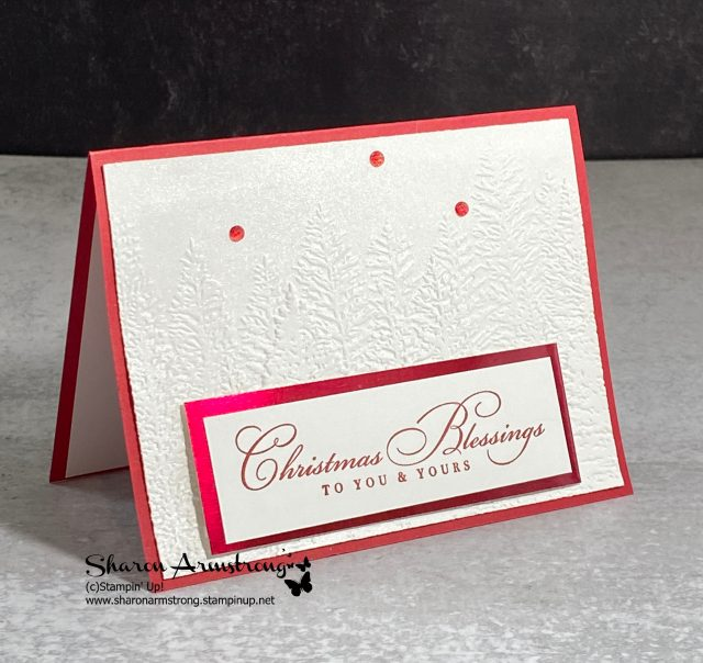 3-elegant-christmas-cards-with-red-foil-backed-greeting