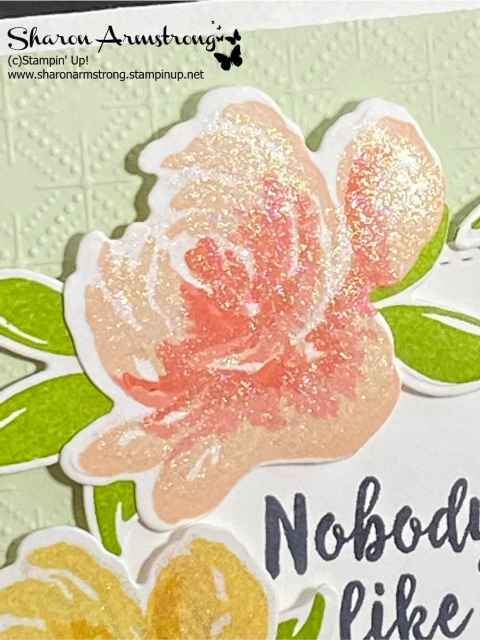 make-an-awesome-card-with-adding-wink-of-stella-on-pink-flower