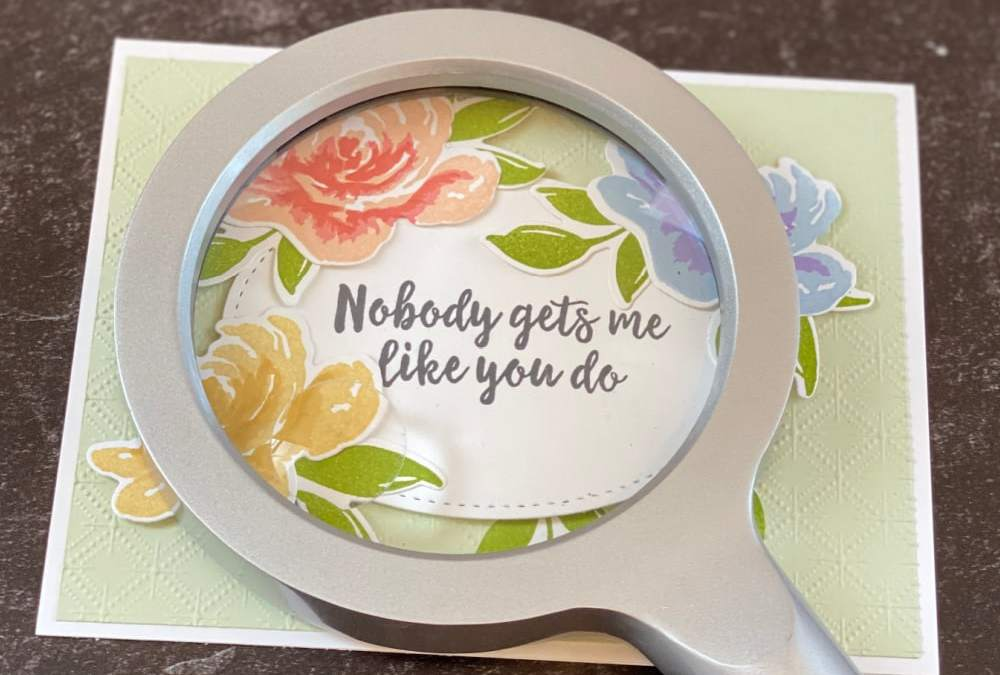 Come Stamp with Me!  Mystery Monday Stamping