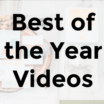 Card Making: Best Videos of 2020