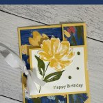 Learn How to Make a Double Flap Fun Fold Card