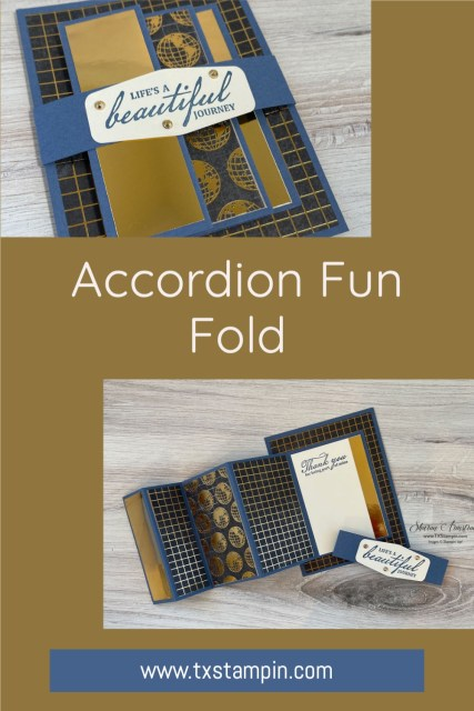 Save these accordion fold masculine cards to your favorite Pinterest Board.