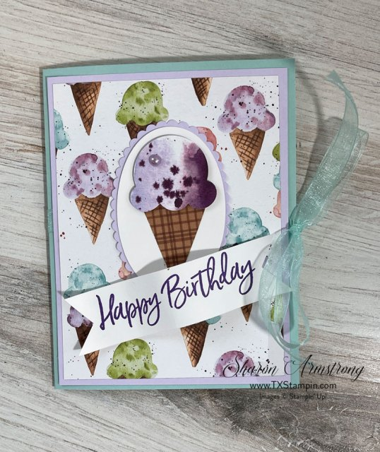 Make a fun gift card holder for a DIY Birthday surprise.