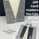 Gift Card Holders You Can DIY for Dad