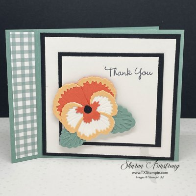 Pansy Petals Greeting Cards You Can Make in 3 Ways