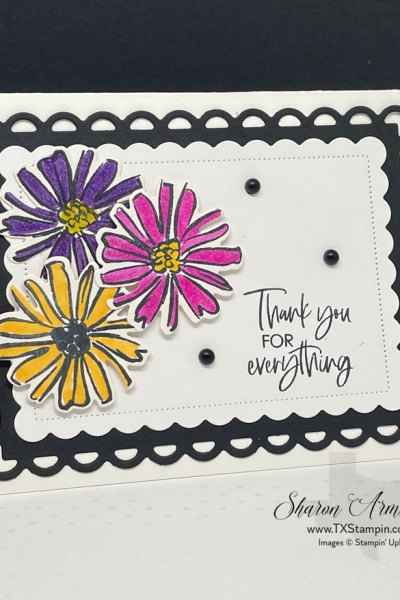 4 Simple Handmade Thank You Cards