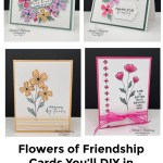 Flowers of Friendship Cards You'll DIY in Minutes