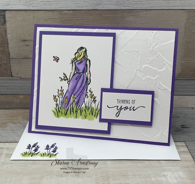 Stampin' blends are the best to color images with.