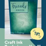 Craft Ink Techniques You'll Love to Try