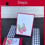Gatefold Easel Card Tutorial: Easy to Follow Steps