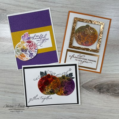 Coloring Stamped Images: The Magic With 3 Different Techniques For Perfect Greeting Cards