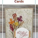 Can You Believe Handmade Fall Cards Are This Easy To Make?