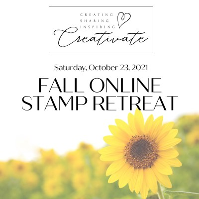 Creativate Fall Online Retreat | Registration Now Open