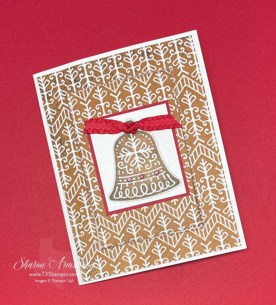 The-Christmas-Swing-Card-lays-flat-when-folded-so-it's-easy-to-mail