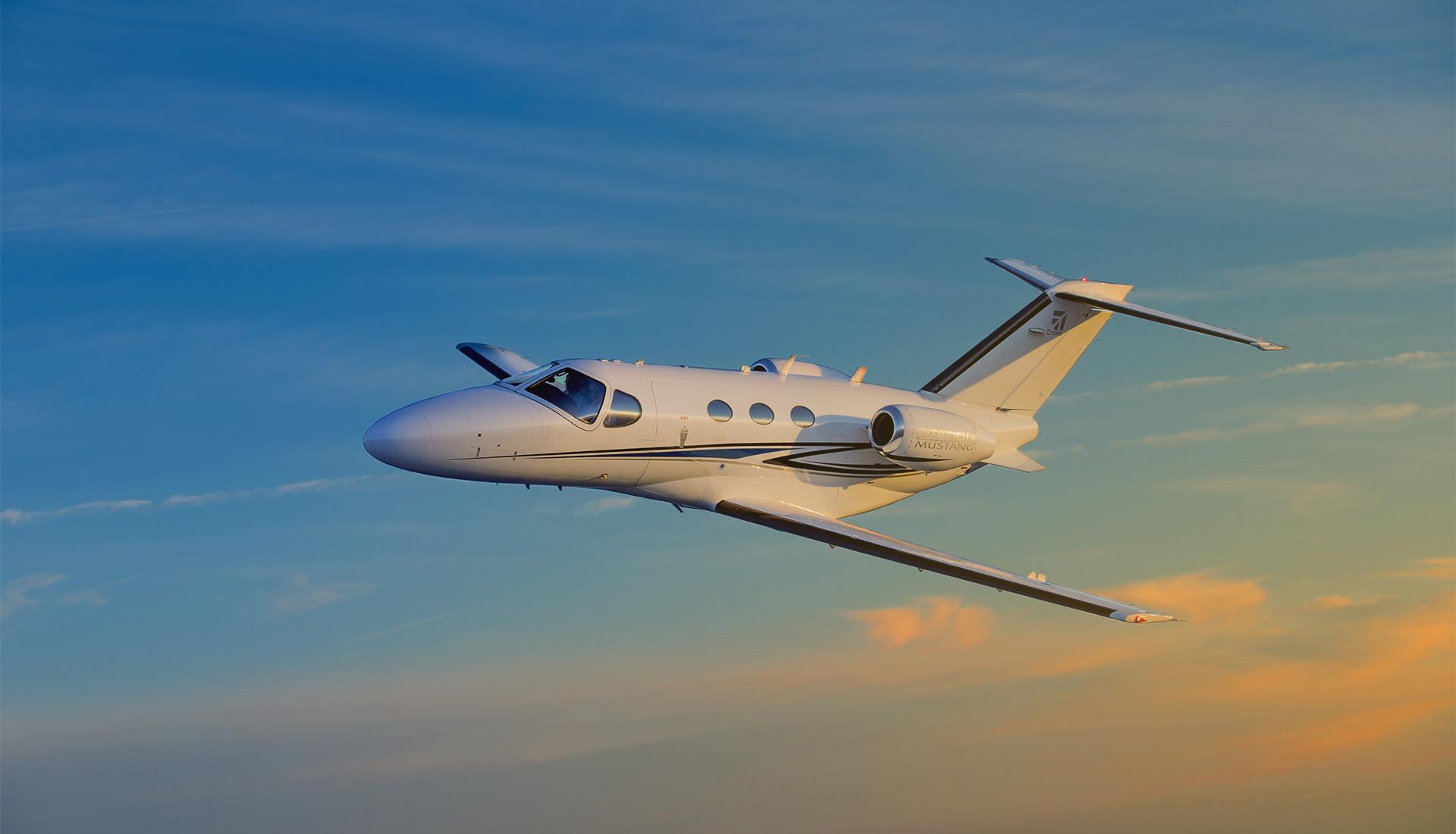 High Performance Turboprops Vs Light Jets