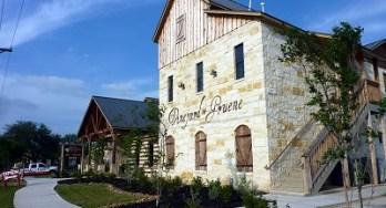 Vineyard at Gruene - outside