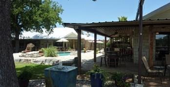 Fiesta Winery - patio